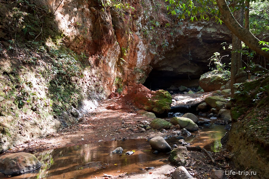 Каньон Pam Bok Waterfall