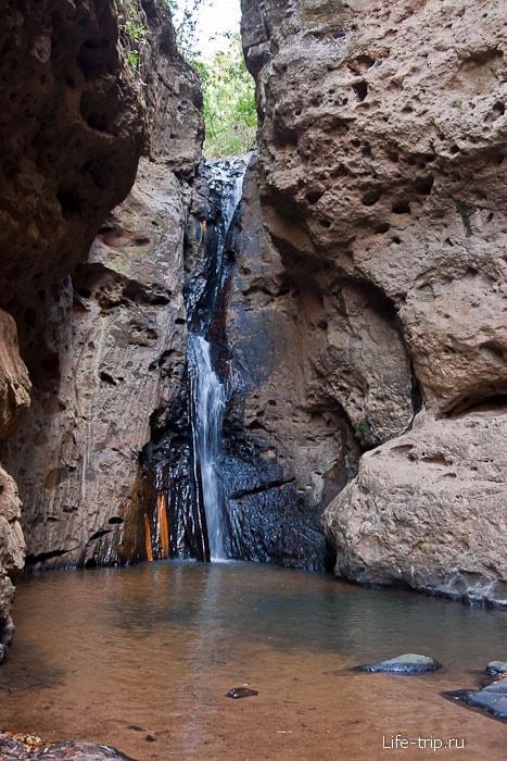 Водопад Pam Bok Waterfall