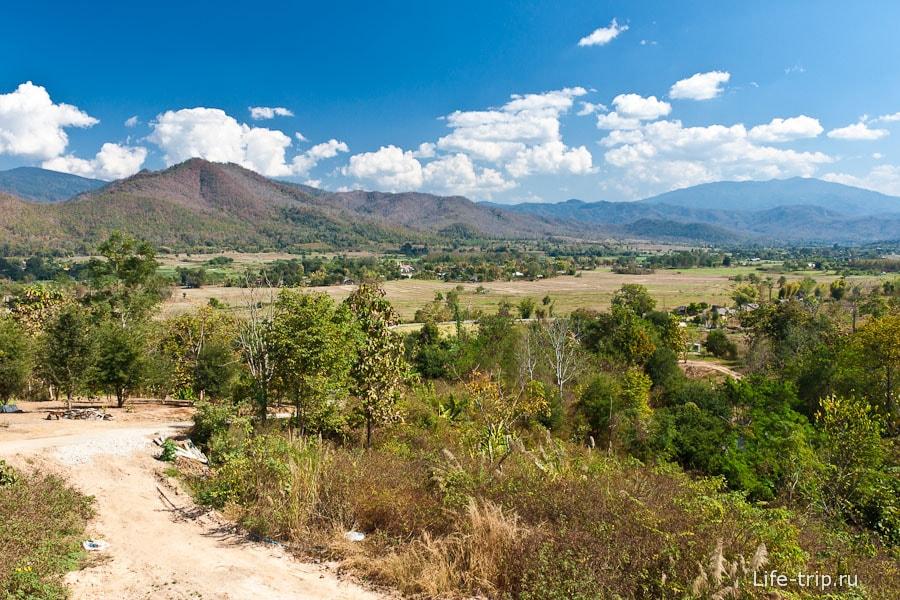 Пайские и тайские пейзажи