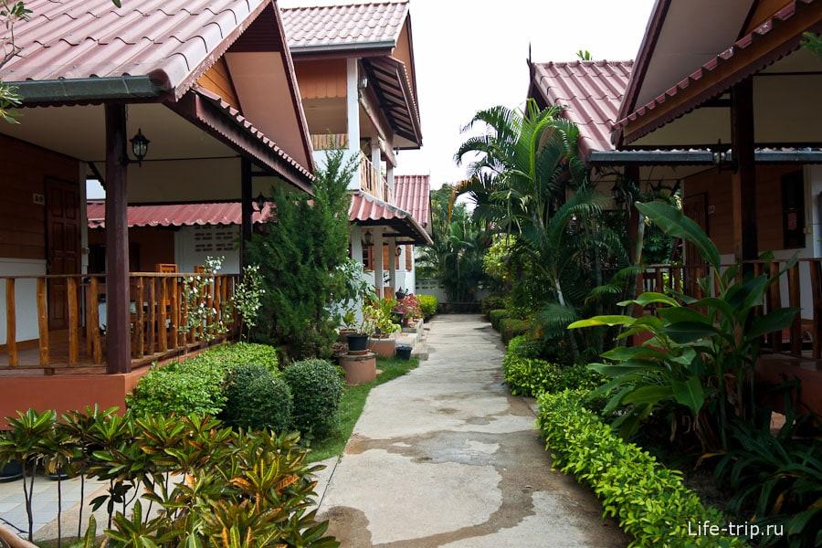 4T Guesthouse - снаружи
