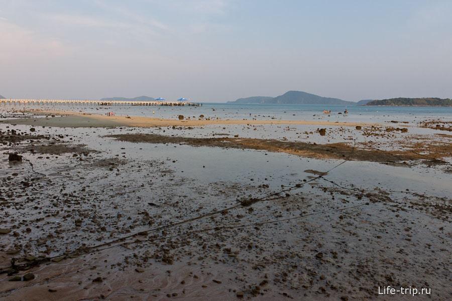 Пляж Rawai