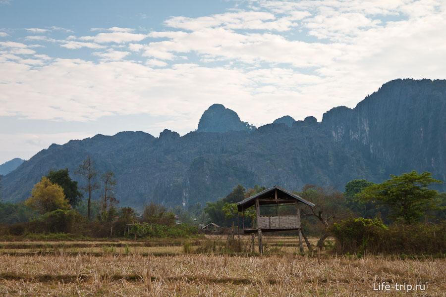 Окрестности Ванг Вьенг