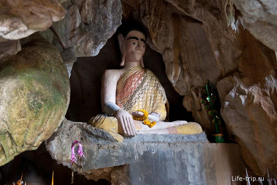 Пещера Tham Chang Cave