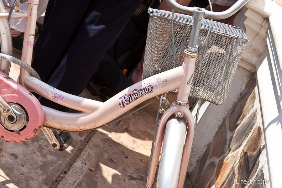 Велосипед от Microsoft