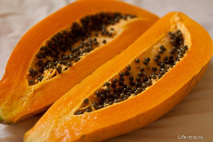 Папайя или манго - самый лучший в мире завтрак
