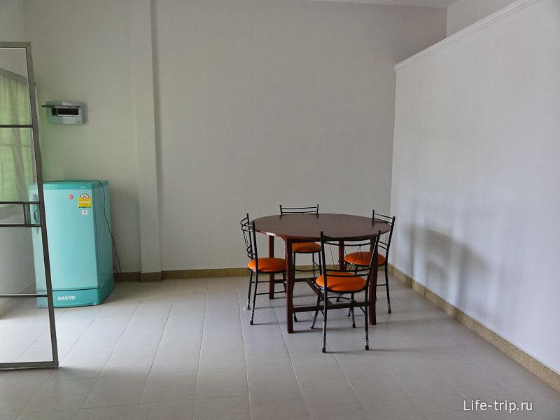 Дом за 12000 бат с тремя комнатами