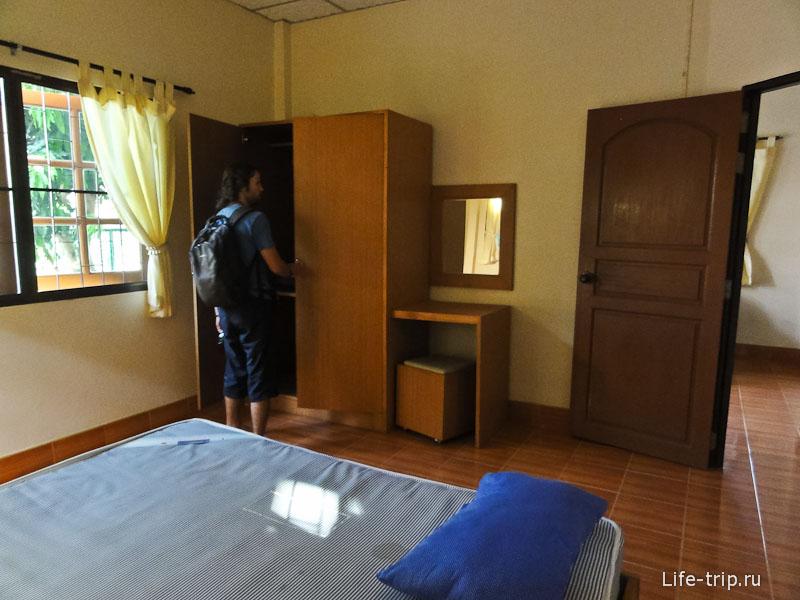 Дом за 9000 бат с двумя комнатами