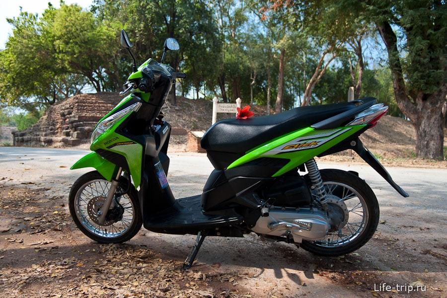 Мотобайк Honda Click