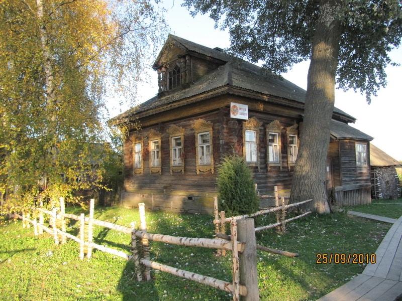Экскурсия в город Мышкин и деревню Мартыново