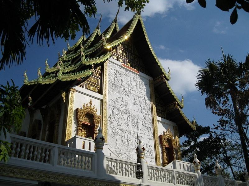Храмы в Таиланде
