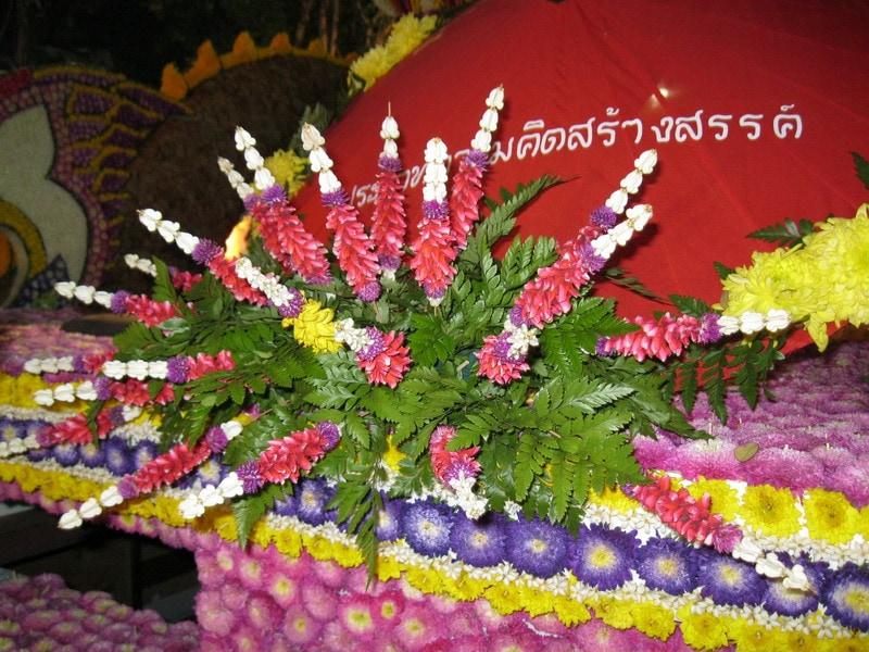 Цветочный фестиваль в Чианг Май