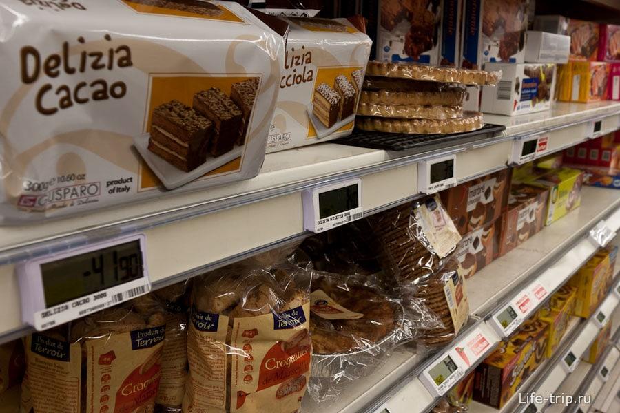 цены рядом с испанией