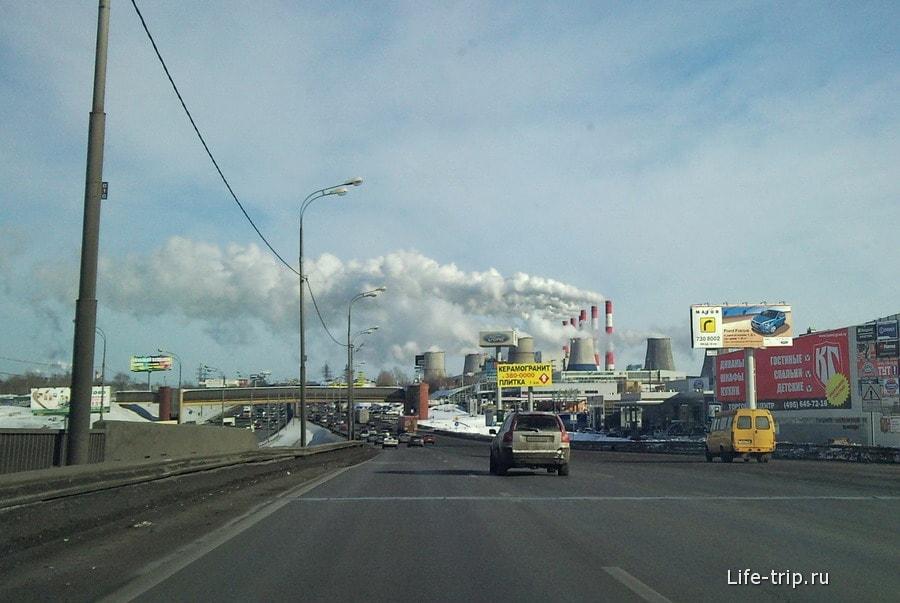 Москва напрягает