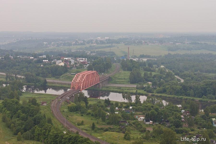 Ж/д мост