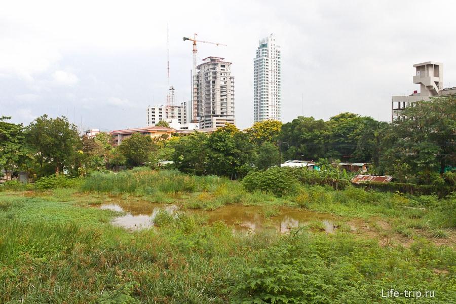 Центр Бангкока