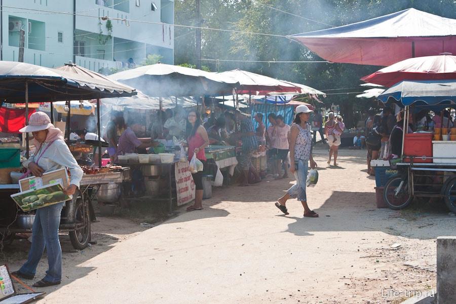 Рынок на Пхукете