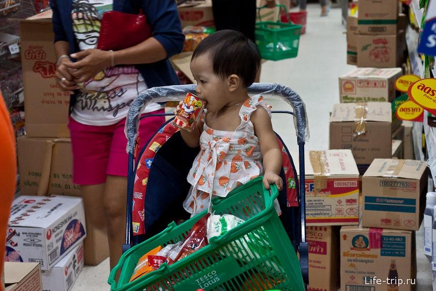 Что едят в Тайладе