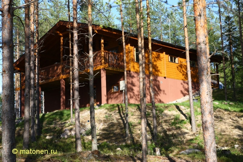 Отдых в Matonen Cottage