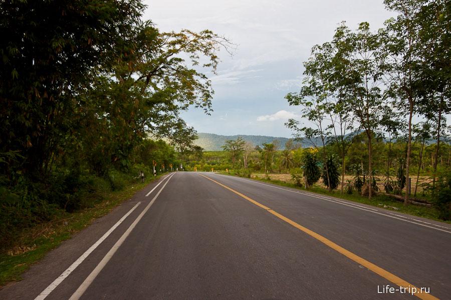 Дороги Пхукета