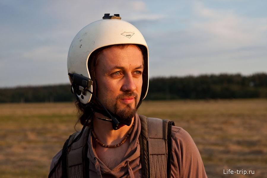 Я как летчик истребителя