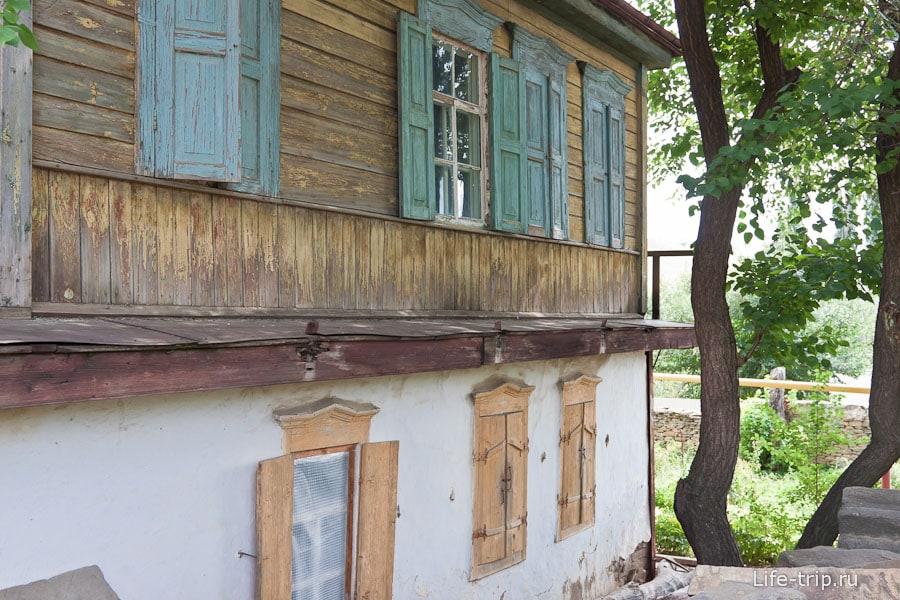 Дом Иван Ивановича Колодкина