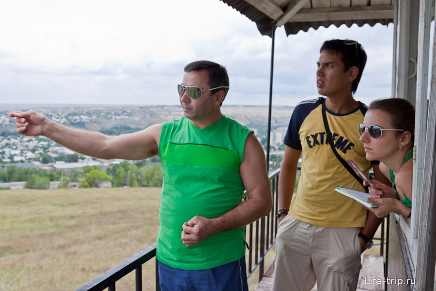 Экскурсия на Караул-гору