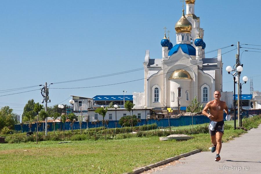 На улицах Ростова-на-Дону