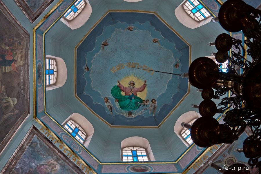 Нововведенский собор