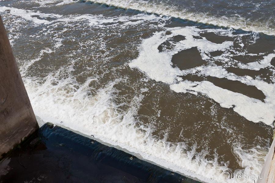Бурлящие потоки