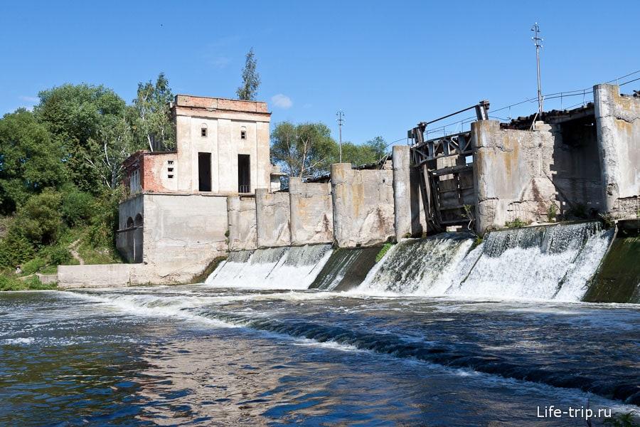 Лыковская ГЭС
