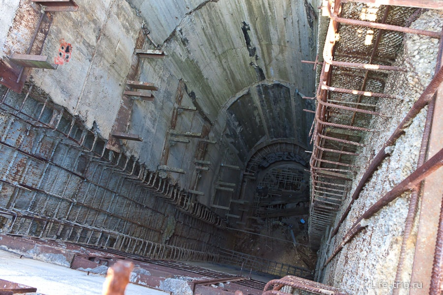 Глубокие шахты