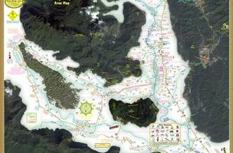 Карта всего района