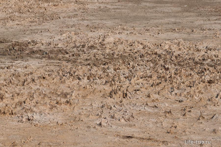 Чем не марсианская поверхность
