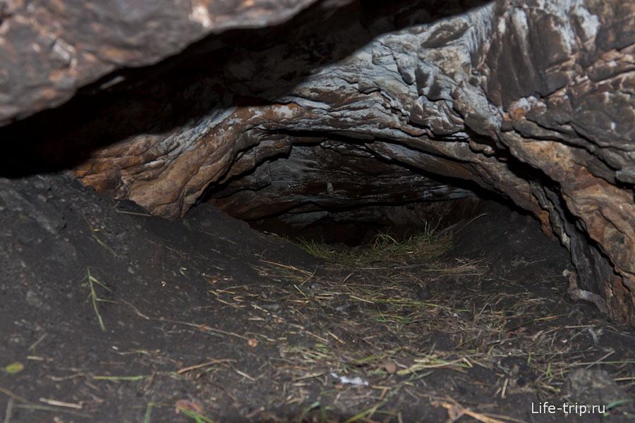 Поповская пещера