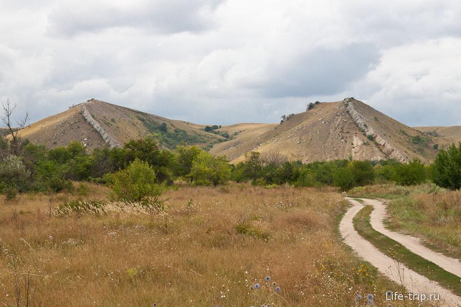 Гора Две сестры