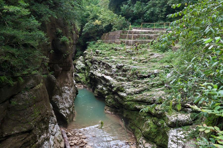 Красоты Гуамского ущелья