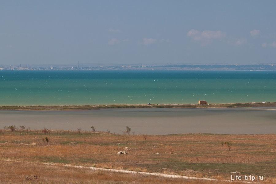 Бирюзовое Черное море