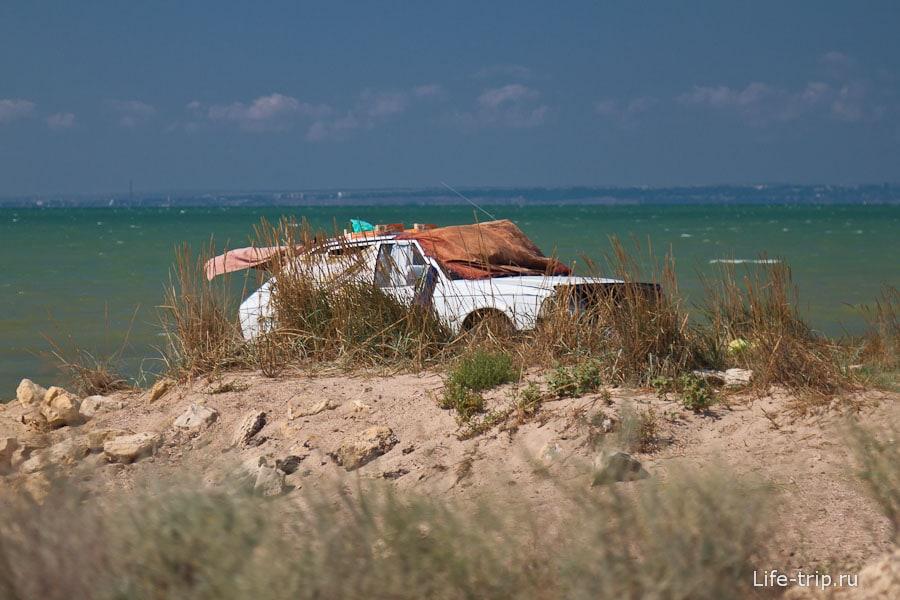 Романтика на побережье