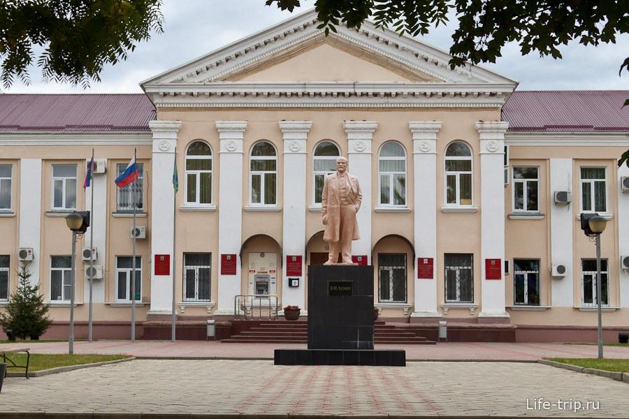 Апшеронск и окрестности