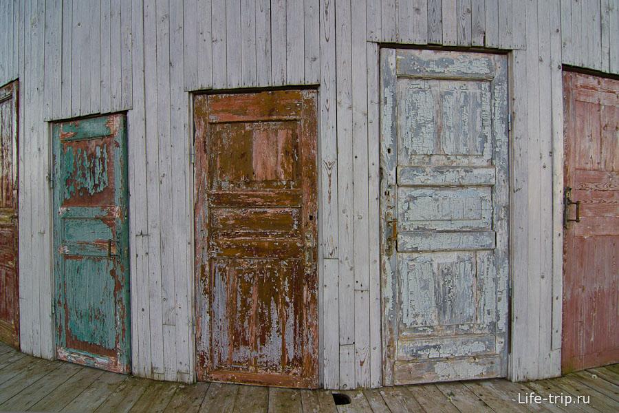 Двери удивительной Ротонды