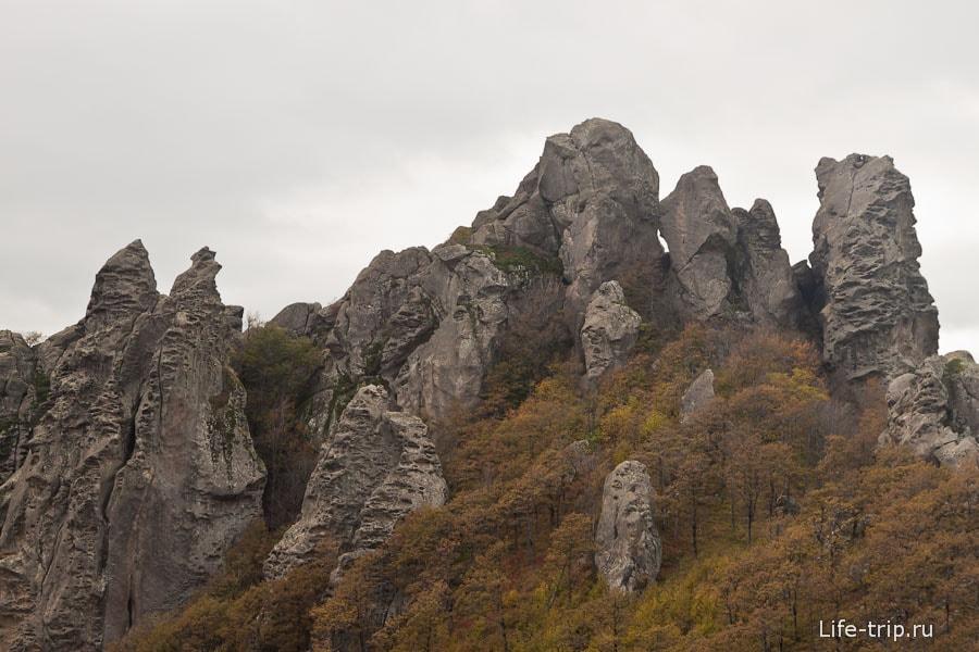 Гора Индюк