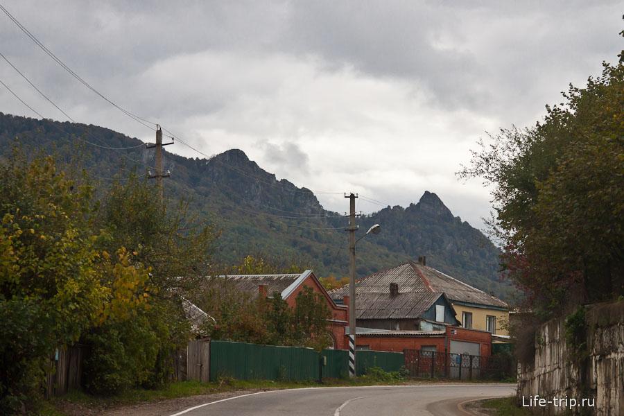 Деревня Индюк