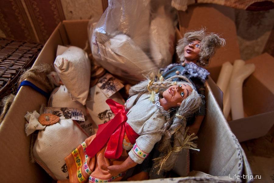 Сувенирные куклы на продажу