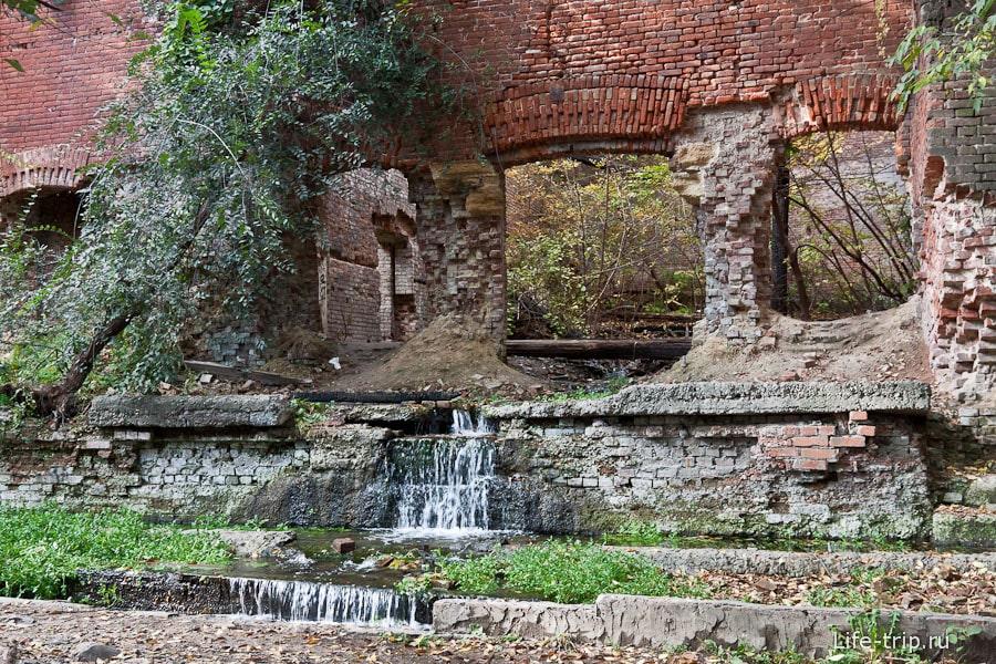 Чем не заброшенный храм ацтеков