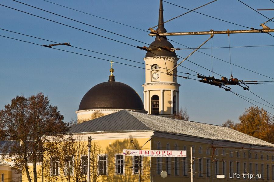 Улицы Калуги