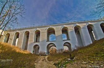 Каменный мост Калуги