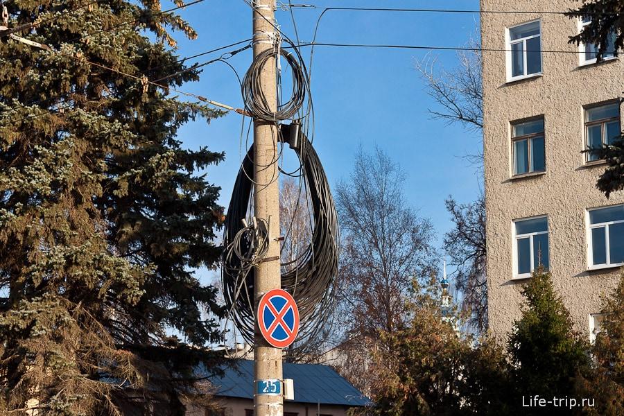 В России провода в лучшем состоянии, чем в Таиланде