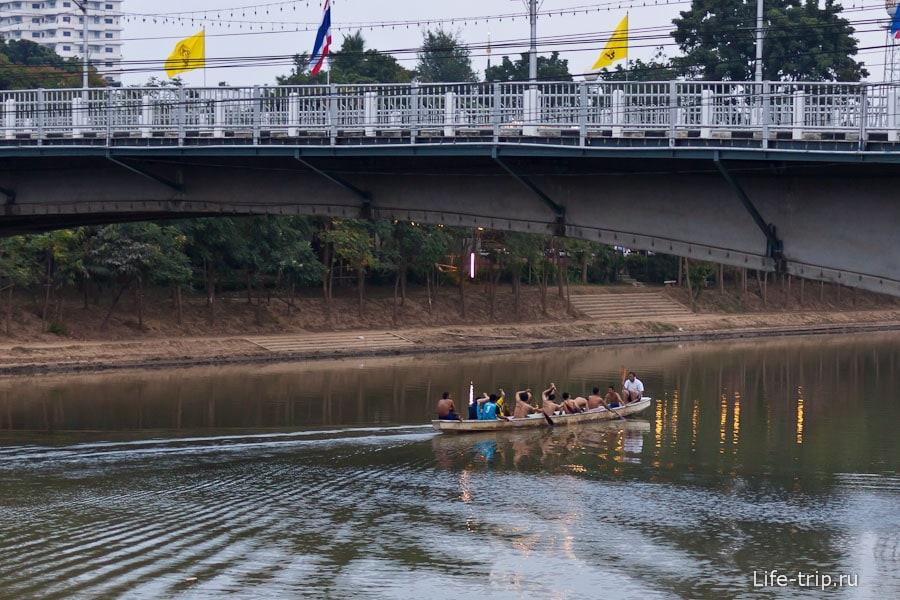 Тренируются в Чианг Май