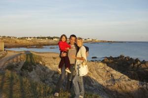 Путешествие в Бретань, сентябрь