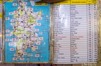 Такси от Пхукета до соседних курортов